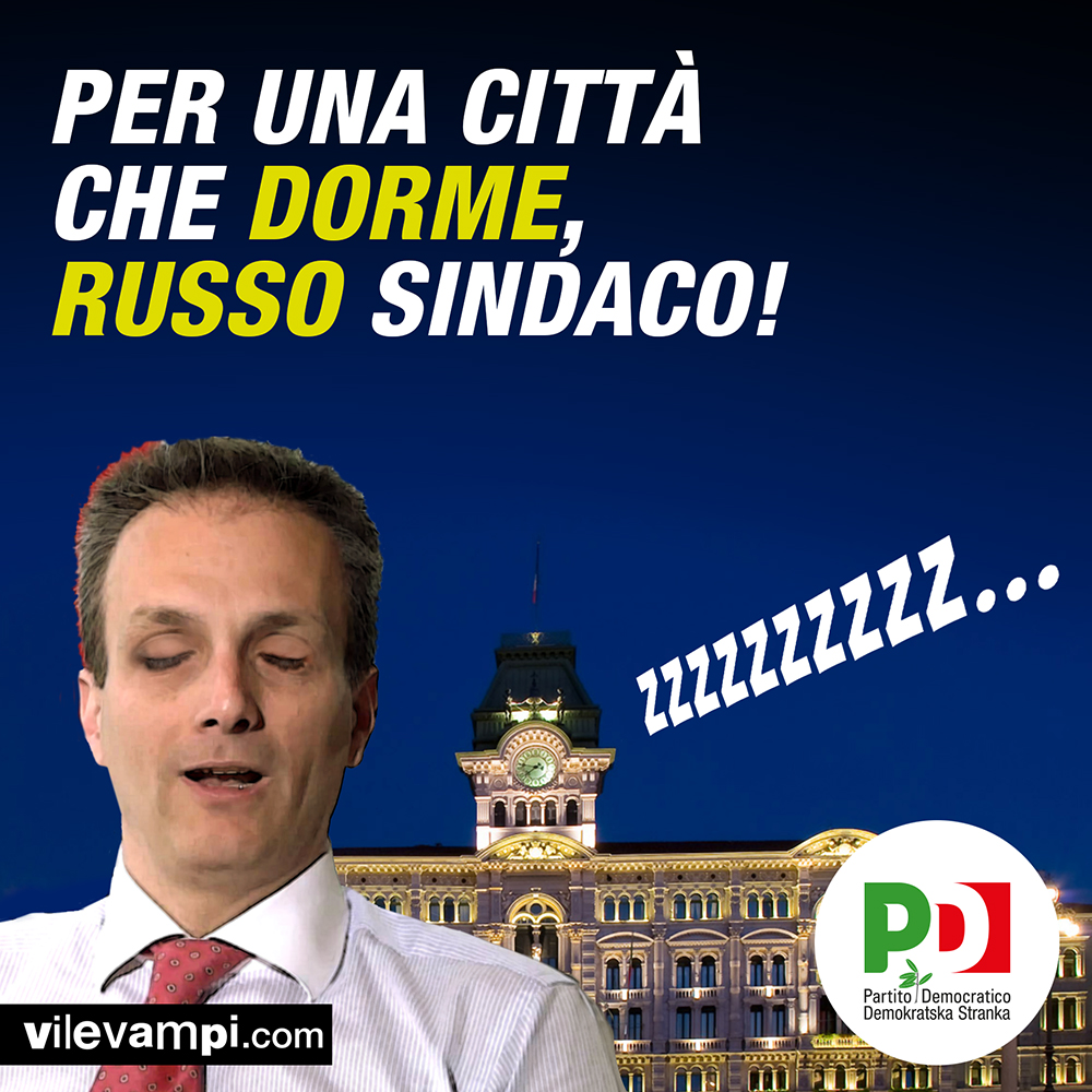 2016_Russo sindaco