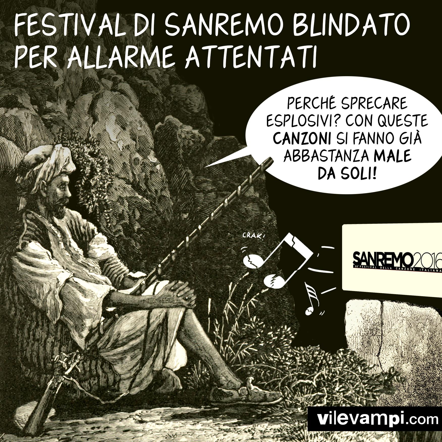 2016_Sanremo blindato